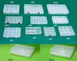 16-1-PLASTIC DIVIDER CASE