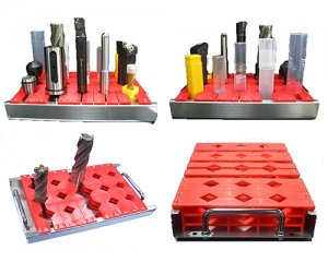 50-1-Adjustable tools rack