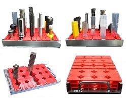 50-1-Adjustable tools rack